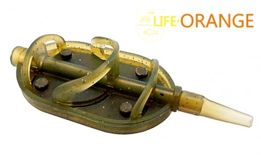 Кормушка Life Orange Method Arc Flat