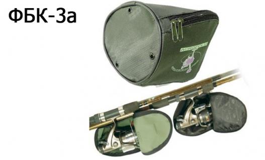 Acropolis Чехол трехслойный для катушек со шпулей №2000-2500 ФБК-3а