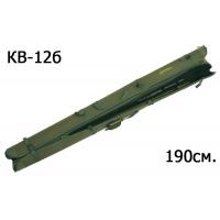 Acropolis Чехол для спиннингов карповых жесткий КВ-12б 190см.