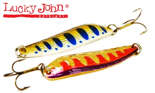 Блесна Lucky John Croco Spoon 18г