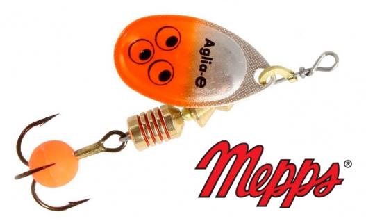 Блесна Mepps Aglia E 2 #4.5g