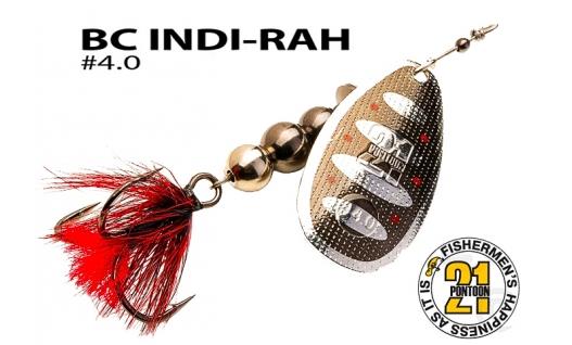Блесна PONTOON 21 BC INDI-RAH 4