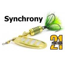 Блесна Pontoon 21 SYNCHRONY 5