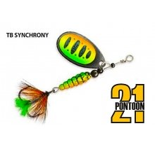 Блесна Pontoon 21 TB SYNCHRONY 3