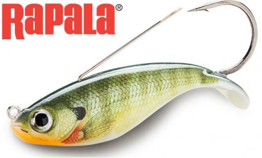 Блесна незацепляйка RAPALA Weedless Shad WSD08