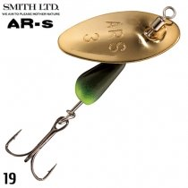 Блесна Smith AR Spinner Trout Model 3.5g #19 GRYL