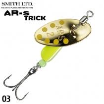 Блесна Smith AR-S Trick Color 3.5g #03 TGYC