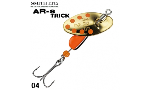 Блесна Smith AR-S Trick Color 3.5g