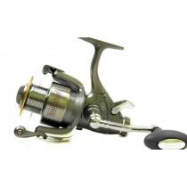 Катушка Bratfishing Cyborg Baitrunner 4+1п #RD 5 000