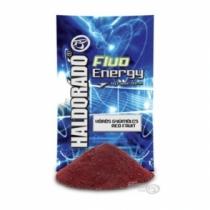 Прикормка Haldorado Fluo Energy (Red Fruit).