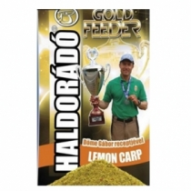 Прикормка Haldorado Gold Feeder (Lemon Carp).