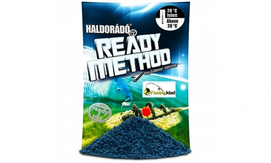 Прикормка Haldorádó Brauni Ready Method