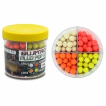 Бойлы Haldorado Quatro Fluo Pop Up Boilies 8mm