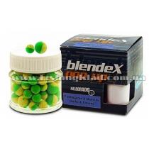 Бойлы Haldorado BlendeX Плавающие 8-10 mm #Миндаль-Чеснок