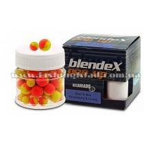 Бойлы Haldorado BlendeX Плавающие 8-10 mm #Клубника-Мед