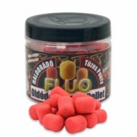 Пеллетс Haldorado Soluble Fluo Floating Pellet 12-16mm