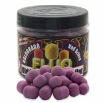Пеллетс Haldorado Soluble Fluo Floating Pellet 12-16mm (Wild Plum)