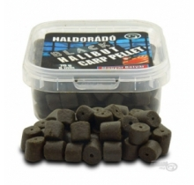 Насадка Haldorado Black Halibut Carp Pellet 8mm