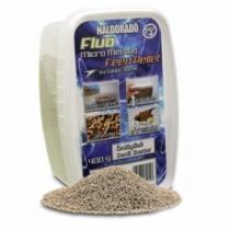 Пеллетс Haldorado Fluo Micro Method Feed Pellet (Devil Buster)