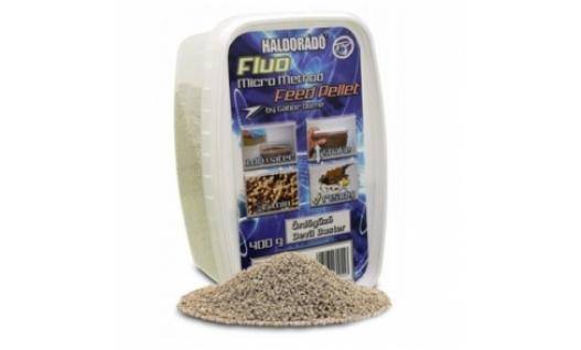 Пеллетс Haldorado Fluo Micro Method Feed Pellet
