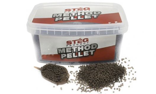 Пеллет STEG Pr. Method Pellet Halibud 4мм