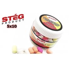 Пеллет STEG Pr. Floating Soluble 5х10mm