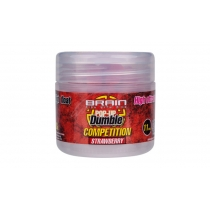 Бойлы Brain Dumble Pop-Up Competition Strawberry 11 mm