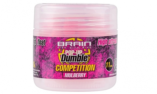 Бойлы Brain Dumble Pop-Up Competition 11 mm