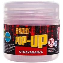Бойлы Brain Pop-Up F1 St 12мм #Stravaganza (полуниця з ікрою)