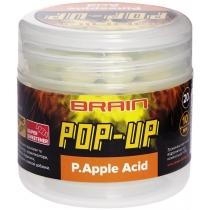 Бойлы Brain Pop-Up F1 8мм #P Apple Acid (ананас)