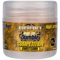 Бойлы Brain Dumble Pop-Up Competition SweetCorn 11 mm