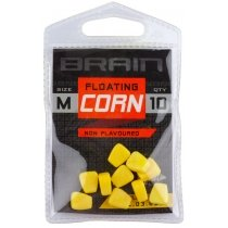 Кукурудза Brain Fake Floating Corn Non Flavoured S #Желтый-флуоресцентный