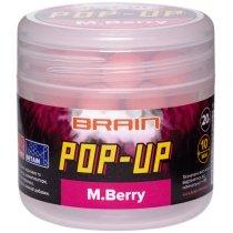 Бойлы Brain Pop-Up F1 8мм #M.Berry (шелковица)