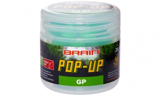 Бойлы Brain Pop-Up F1 8мм