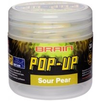 Бойлы Brain Pop-Up F1 8мм #Sour Pear (груша)