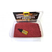 Пеллет Black Point Method Pellets + Fluoro DIP Cranberry (Журавлина)