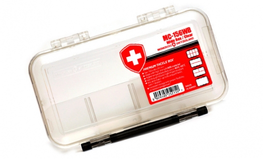 Коробка для приманок MONCROSS MC-156WB Clear
