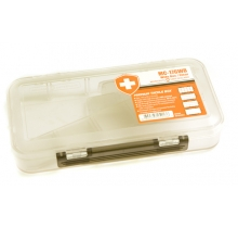 Коробка для приманок MONCROSS MC-176WB Clear
