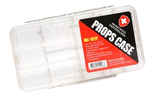 Коробка для приманок MONCROSS MC-182P Clear