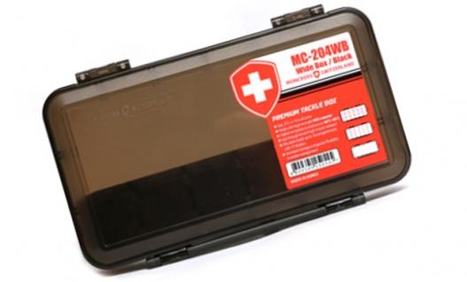Коробка для приманок MONCROSS MC-204WB Black