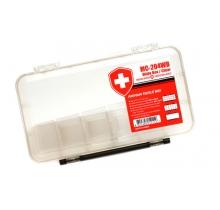 Коробка для приманок MONCROSS MC-204WB Clear