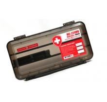 MONCROSS Коробка для приманок MC-224MB Black