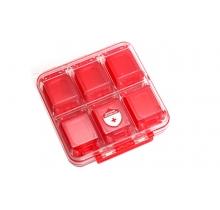 MONCROSS Коробка для принад MC-90RC Clear