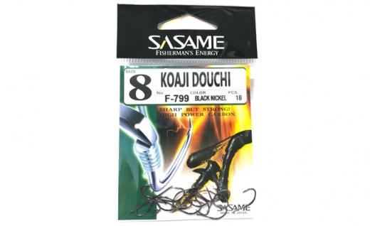 Крючки SASAME Koaji Douchi F-799