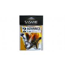 Крючки SASAME Advance F-942 #6