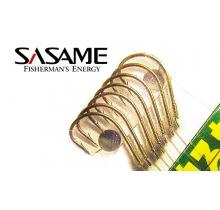 Крючки SASAME A-801 на поводках