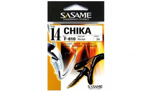 Крючки SASAME Chika F-810