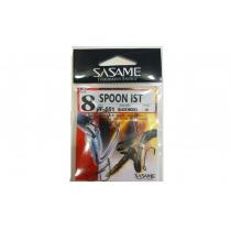 Крючки SASAME F-551 Spoon #8