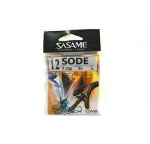 Крючки SASAME F-733 Sode