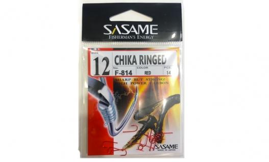 Крючки SASAME F-814